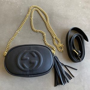 Gucci crossbody/belt bag
